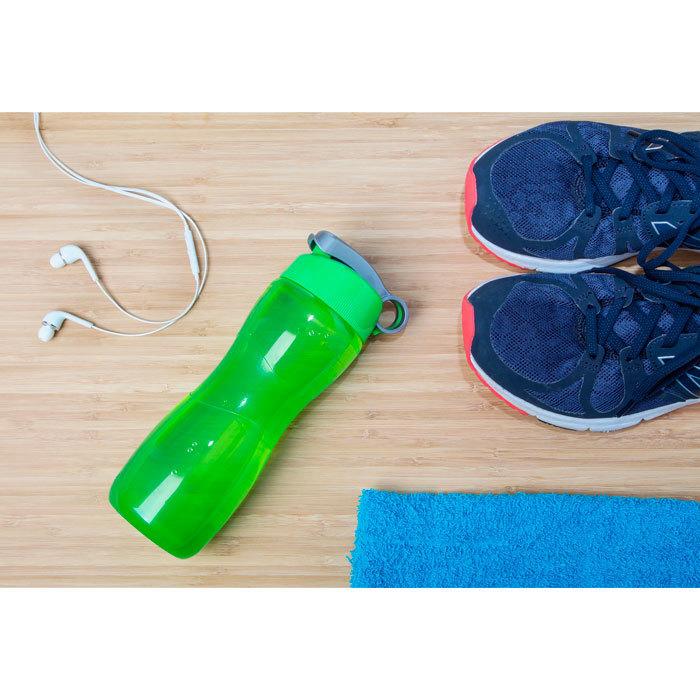 """Бутылка для воды Sistema """"Hydrate"""" 645 мл, цвет Зеленый"""