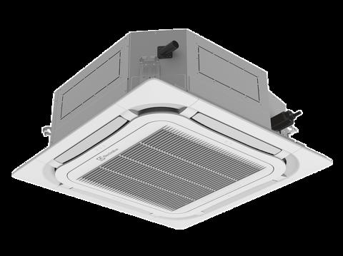 Комплект ELECTROLUX EACC-36H/UP3-DC/N8 инверторной сплит-системы, кассетного типа