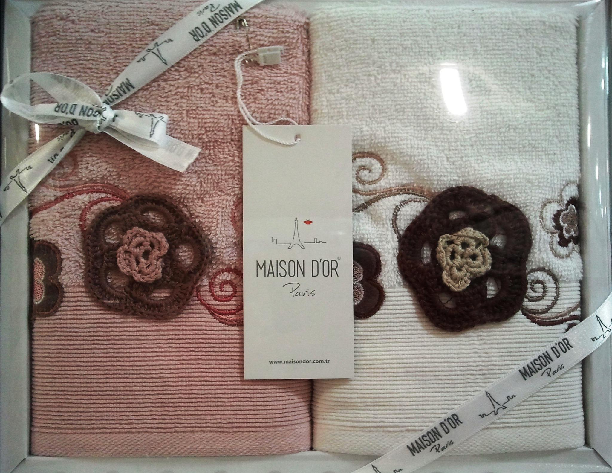 Полотенца Набор салфеток  CRAFT - КРАФТ в размере 40х60 Maison Dor (Турция) КРАФТ_2ШТ._40х60__2_.jpg
