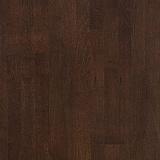 Паркетная доска Поларвуд Дуб темно-коричневый трехполосная (Dark Brown), лак цвета венге