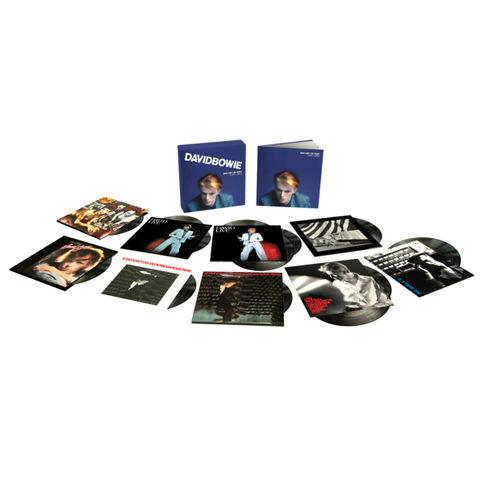 David Bowie / Who Can I Be Now? (1974 - 1976)(13LP)