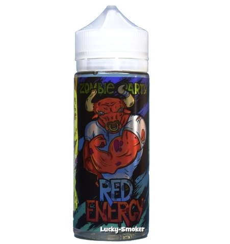 Жидкость Zombie Party 120 мл Red Energy