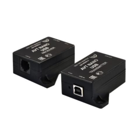 AVT-Nano USB удлинитель по витой паре (до 300 м)