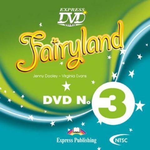 Fairyland 3. DVD видео (PAL) - Совместим с Starlight 3