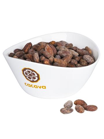 Какао-бобы цельные (Колумбия), Tumaco, внешний вид