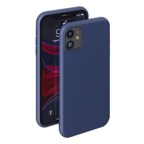 Чехол-накладка силикон Deppa Gel Color Case Basic D-87228 для iPhone 11 (6.1