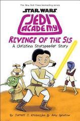 Revenge of the Sis (Star Wars: Jedi Academy #7), Volume 7