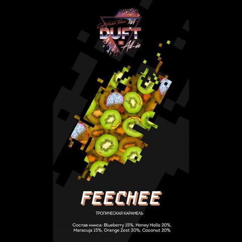 Табак Duft All-In Feechee (Олл-Ин Тропическая Карамель) 100г