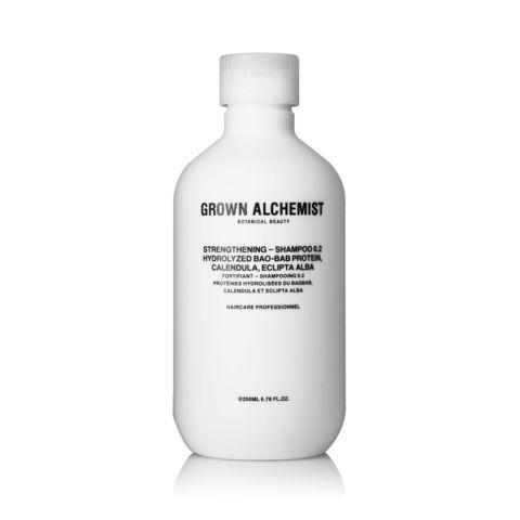 GROWN ALCHEMIST Укрепляющий шампунь для волос