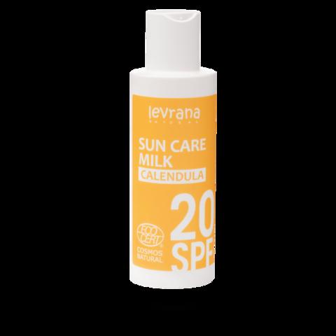 Levrana Солнцезащитное молочко для лица и тела