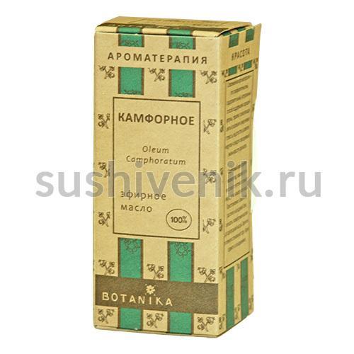 100% эфирное масло Oleum Camphoratum