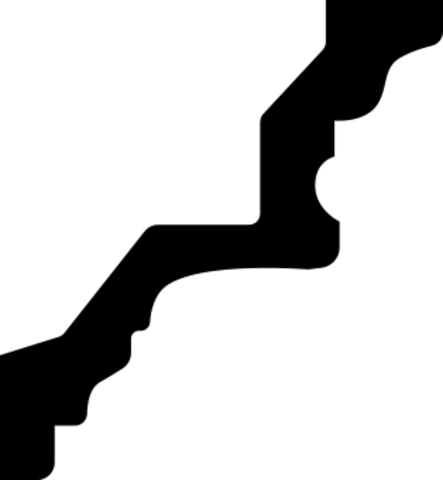 Карниз гибкий 1.50.286