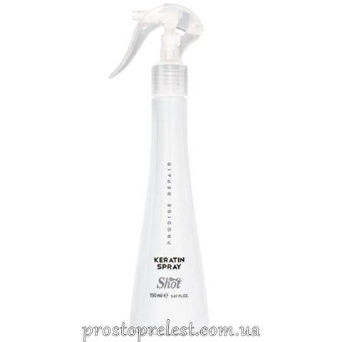 Shot Prodige Repair Keratin Spray - Відновлюючий спрей з кератином