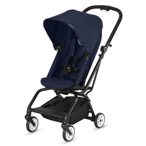 Прогулочная коляска Cybex Eezy S Twist Denim Blue
