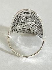 Шантилья ( кольцо из серебра)