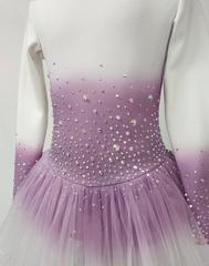Платье для фигурного катания Флуффи