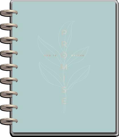 Ежедневник с июля 2021 по декабрь 2022 - Classic Happy Planner - Simple Faith -  19,5х24,5см