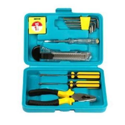 Набор инструментов SMARTBUY 11 предметов, отверт., тестер, плоског., рулетка, ключи шестигр. (1/40)