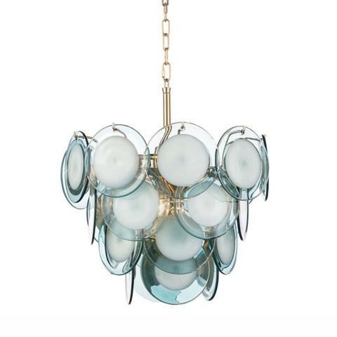 Подвесной светильник Squama by Light Room (голубой)