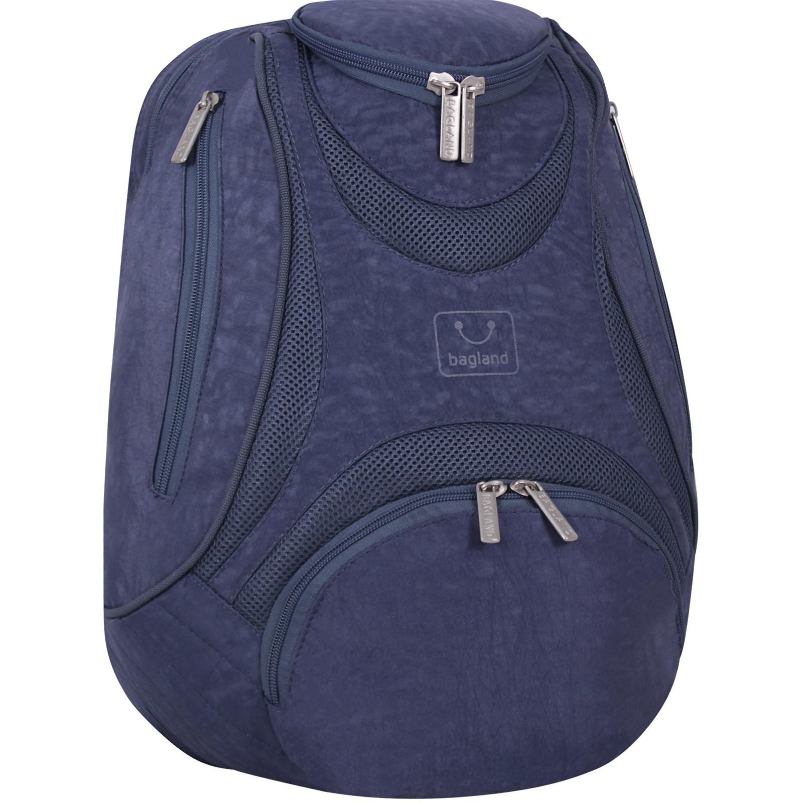 Городские рюкзаки Рюкзак Bagland Объемный 35 л. Темно серый (0014670) IMG_9051-1600.jpg
