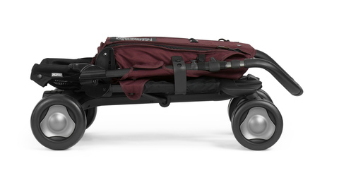 Прогулочная коляска Nuna Pepp Luxx Berry