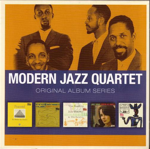 MODERN JAZZ QUARTET, THE: Original Album Series