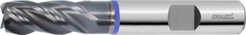 Твердосплавная фреза Pro INOX HPC AlCrN