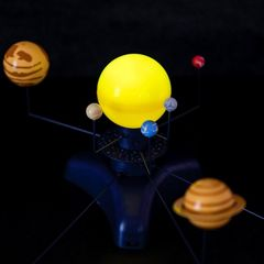 Развивающая игрушка Солнечная система 2 в 1 (моторизованный) Learning Resources