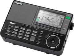Радиоприемник SANGEAN ATS 909X gray/black
