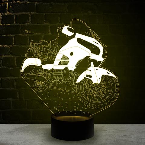 Мотоцикл Хонда голдвинг (Honda Gold Wing)