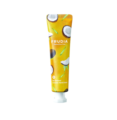 Крем для рук с кокосом FRUDIA Squeeze Therapy Coconut Hand Cream
