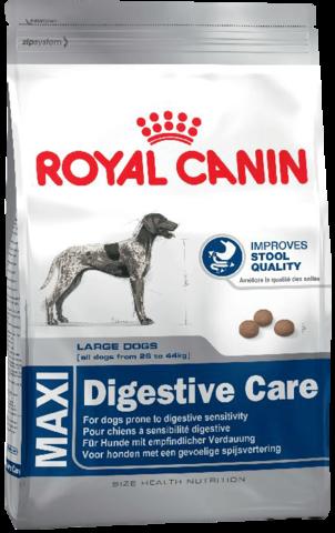 R.С. Макси дайджестив д/собак крупных пород, с чувствительной пищеварительной системой 3 кг.