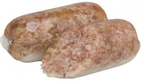 Мясо свиных голов в желе Петровский и К