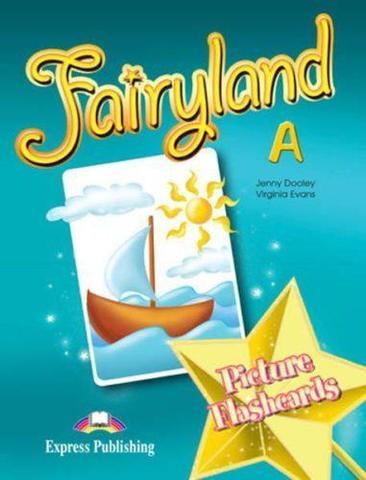 Fairyland 3. A Picture Flashcards. Раздаточный материал совместимый с Starlight 3