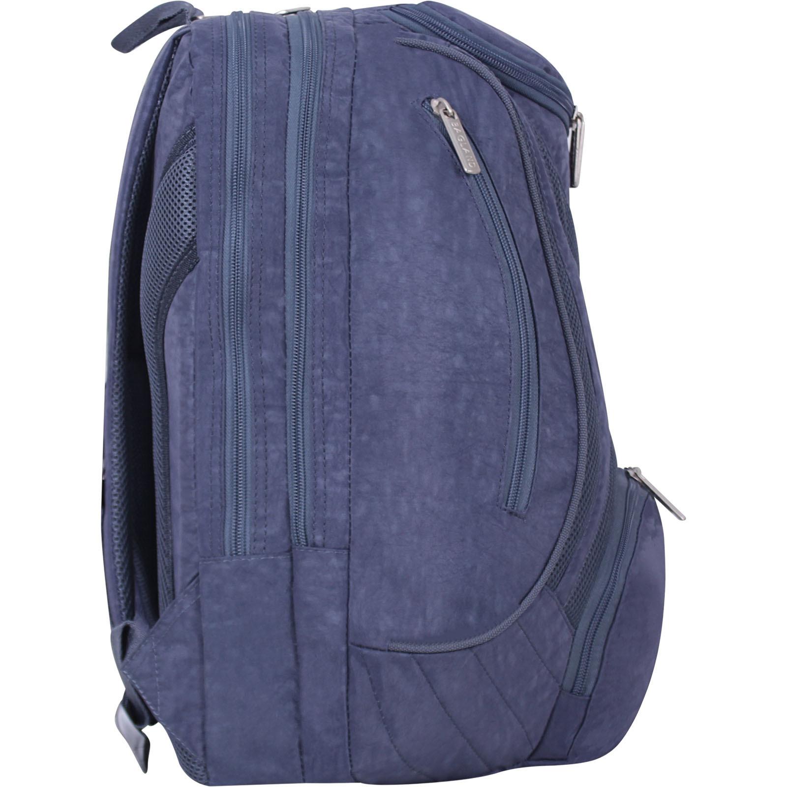 Рюкзак Bagland Объемный 35 л. Темно серый (0014670) фото 2
