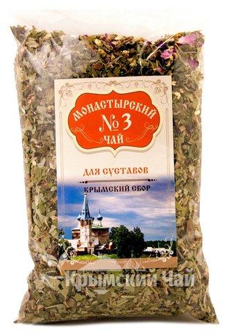 Чай Монастырский №3 для суставов, 100 гр. (Крымский сбор)