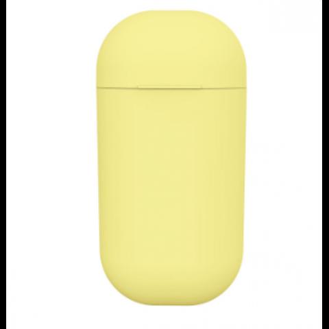 Беспроводная мини-гарнитура (один наушник) InPods 12 mini (жёлтые)