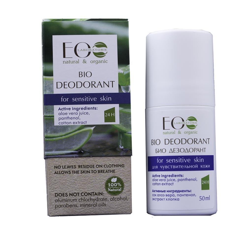 Био-дезодорант  для чувствительной кожи