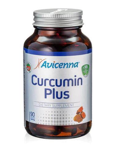 AVICENNA | Куркумин Плюс / Curcumin Plus, (60 капсул)