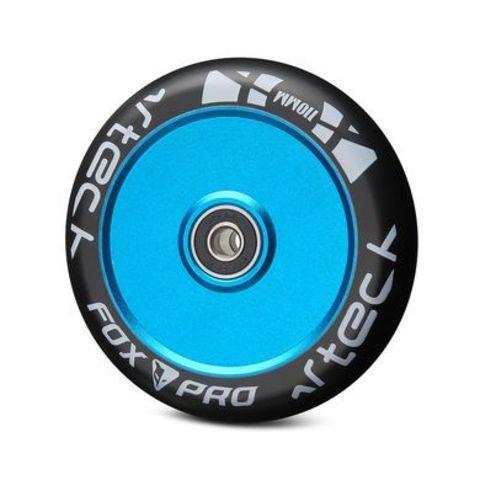 купить Колесо Fox PRo Hollow 110 мм синий черный артикул 321026