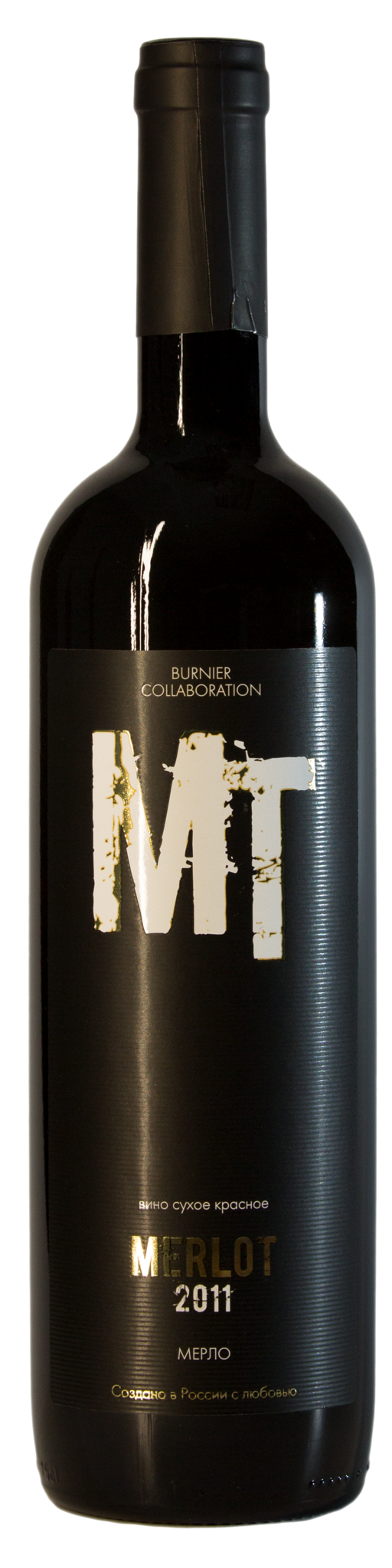 BURNIER COLLABORATION MERLOT