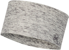 Повязка на голову спортивная Buff Headband CoolNet Silver Htr