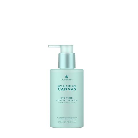 Alterna Ежедневный увлажняющий шампунь для гладкости и блеска волос с экстрактом растительной икры MHMC Canvas Me Time Everday Shampoo