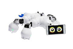 Образовательный комплект модульной робототехники