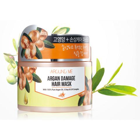 ВЛК Argan Маска для поврежденных волос Around me Argan Damage Hair Mask 300гр (10702070/200619/01138