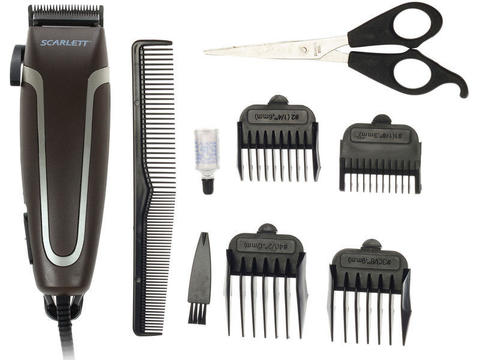 Машинка для волос SCARLETT SC-HC63C07