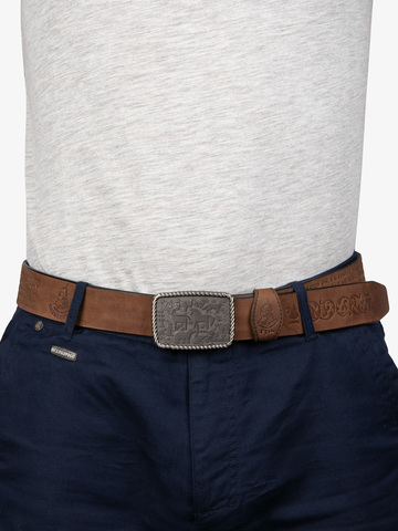 "Belt ""Arkhangelsk"" with automatic buckle"
