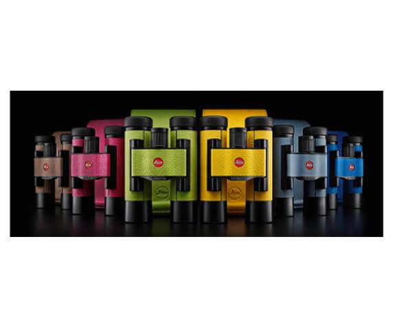 Бинокль Leica Ultravid Colorline 8x20 Capri Blue - фото 3