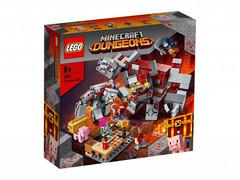 Lego konstruktor  The Redstone Battle