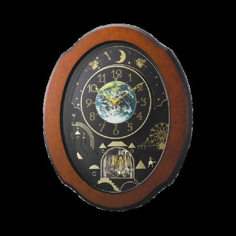 Настенные часы Rhythm 4MH879WU06